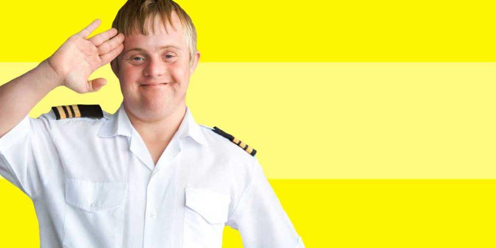 persona con sindrome di Down